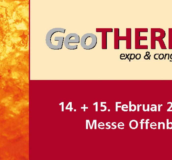 GeoTherm 2019