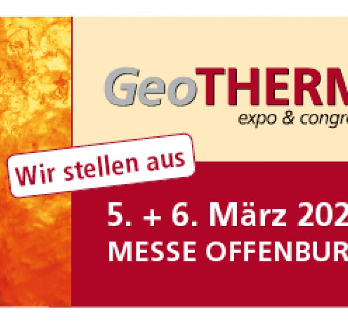 Geotherm 2020